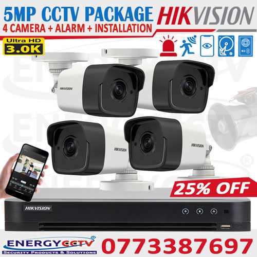 cctv 5mp camera package 4 system offer si lanka-cctv 5mp camera package 4 system offer si lanka best price
