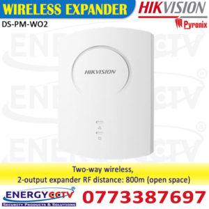 DS-PM-WO2-DS-PM-WO2 hikvision wireless alarm expander sri lanka