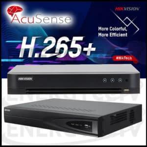 Hikvision Turbo HD DVR