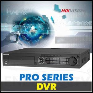 Hikvision Turbo HD Pro Series DVR