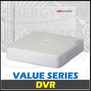 Hikvision Turbo HD Value Series DVR