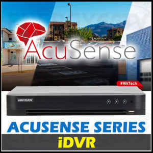 Hikvision Turbo HD AcuSense Series DVR