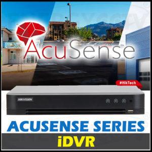 Hikvision Turbo HD AcuSense Series DVR