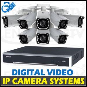 Network Camera Packages - Hikvision Digital IP