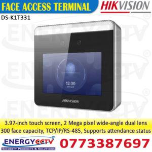 DS-K1T331-FACE-ACCESES-terminals-sri-lanka