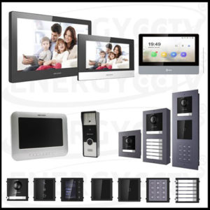Hikvision Video Intercom Products