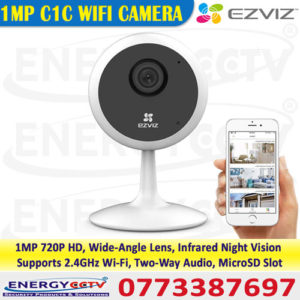C1C - EZVIZ Indoor Wi-Fi Camera