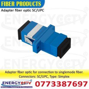 SC Simplex adaptor, Fiber Optic sc adaptor, Coupler Adapters,sc adaptor Connect two SC, sc adaptor Best Price Sri Lanka