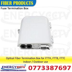 Fiber Optic Termination Fuse Box For Networking Devices sale in Sri Lanka