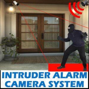 Intruder Alarm Camera System